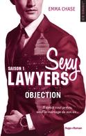 """Laissez-vous envouter par le charme irrésistible de Stanton dans 'Sexy Lawyers"""""""