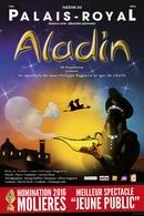 Aladin, un merveilleux spectacle musical pour petits et grands à découvrir au Théâtre du Palais-Royal