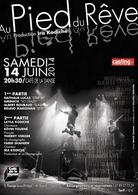 Au pied du rêve, le spectacle plein d'émotions le 14 juin à Paris!