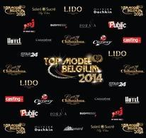 La grande finale de Top Model Belgium, partenaire de Casting.fr, au Lido le 23 novembre avec Tonya Kinzinger