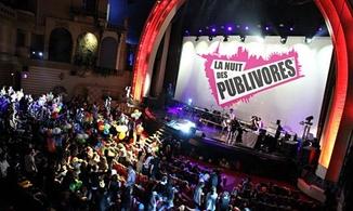 Vous aimez la pub? Alors participez à la soirée VIP de la nuit des publivores grâce à Casting.fr