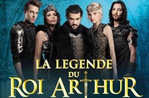 Casting.fr vous donne rendez-vous pour le spectacle: La légende du Roi Arthur. Demandez vos invitations !