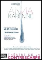 """La pièce de théâtre """"Anna Karénine"""" comme vous ne l'avez jamais vu ! Remportez vos invitations avec notre jeu concours."""