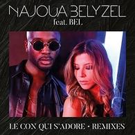 """Najoua Belyzel chante """"Le con qui s'adore"""" une bombe musicale, une réussite à saluer !"""