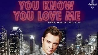 """You Know You love me"" la convention Gossip Girl à Paris ! Rencontrez vos personnages de l' Upper East Side"