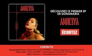 Mélancolie, texte, joute verbale, découvrez DONAMARIA une chanteuse singulière et divine !