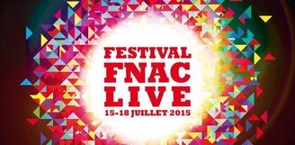 Cet été profitez d'une programmation de folie avec le Festival Fnac Live