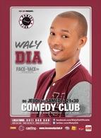 """Waly Dia au Jamel Comedy Club avec son spectacle explosif """"Face à Face"""" !"""