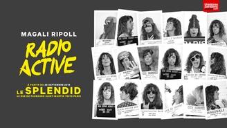 """Magali Ripoll dans """"Radio Active"""" au Splendid un spectacle tout en musique ! Vos places à gagner."""