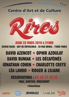 """""""Rires"""" un spectacle incontournable de la scène humoristique française !"""