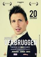 Joffrey Verbruggen : un spectacle hilarant avec Casting.fr