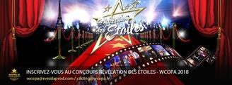Participez aux sélections nationales Révélation des étoiles WCOPA JO des talents à Hollywood !