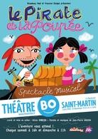 Vous êtes invites au spectacle musical Le Pirate et la Poupée!