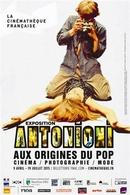 L'exposition: Antonioni aux origines du pop, c'est pour vous !
