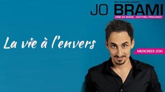 """""""La vie à l'envers"""" de Jo Brami"""