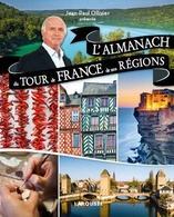 """Commencez l'année du bon pied, à chaque jour sa destination avec """"L'Almanach du Tour de France de nos régions"""""""