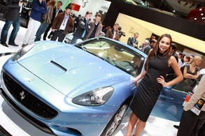 200 Hôtesses pour le Mondial de l'Automobile - 27 Sep./14 Oct