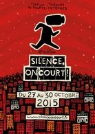 """Découvrez les courts métrages de """"Silence, on court!"""" Et gagnez des places sur casting.fr"""