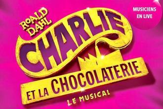 """Cherche comédien, chanteur et danseur 25 à 45 ans pour comédie musicale """"Charlie et la chocolaterie"""""""