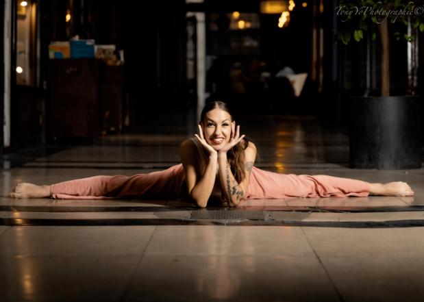 Laura CAMPINO, la danseuse et chorégraphe membre de casting.fr nous livre son fabuleux parcours en toute intimité