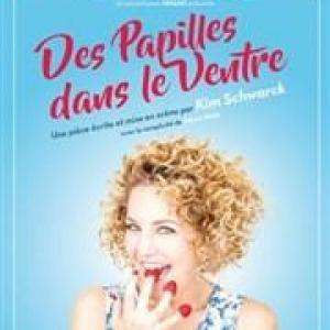 """Cécile Baux partage ses impressions sur le spectacle de Kim Schwarck """"Des Papilles dans le ventre"""""""