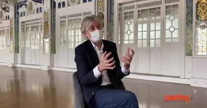 Gilles Verdez journaliste et chroniqueur TV nous accorde une interview exclusive !
