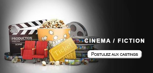 Cinéma et fiction postulez aux castings